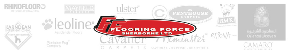Carpets, Rugs, Vinyl & Wooden Flooring from Flooring Force, Sherborne
